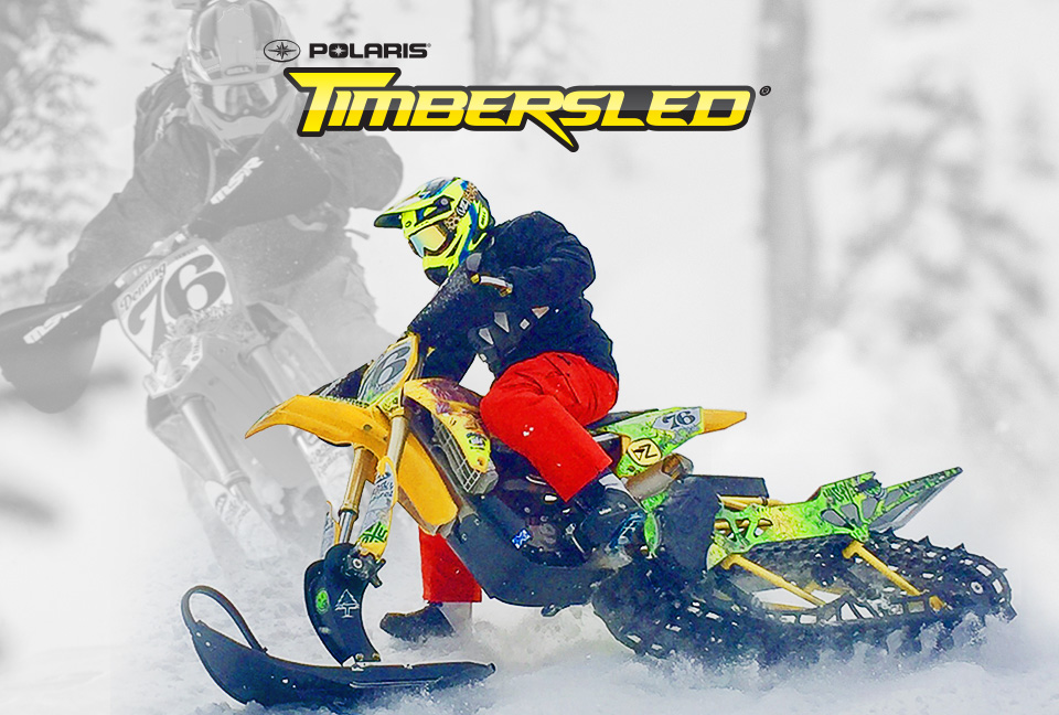 "Timbersled – ""Yeah, I did that!"""