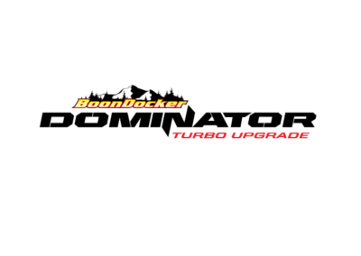 BoonDocker Dominator Turbo Upgrade