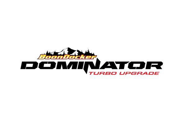 BoonDocker Dominator Turbo Upgrade - Jerm Designs | Jeremy Deming