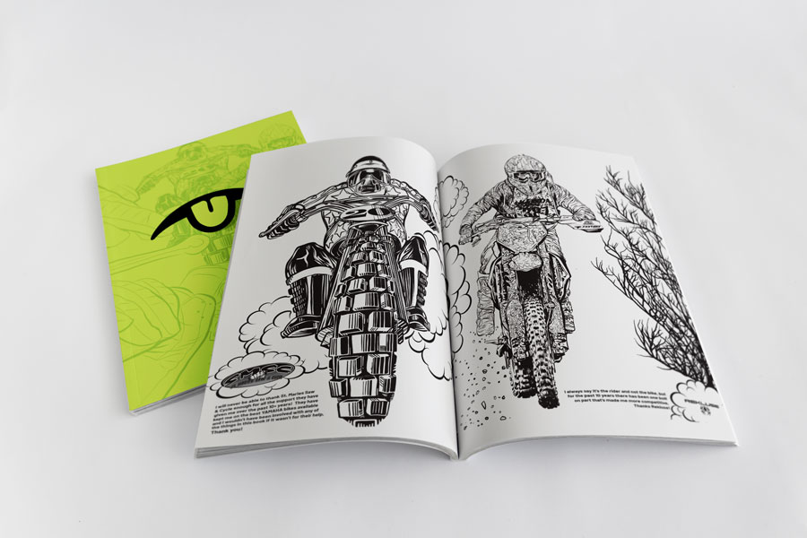- Coloring Book Desert100 Edition (FREE DOWNLOAD) - Jerm Designs Jeremy  Deming